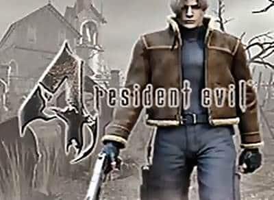 Resident Evil 4 HD Game Xbox 360