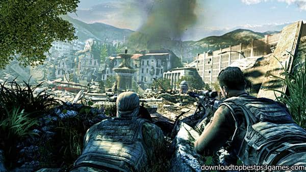 Sniper Ghost Warrior 2 Xbox 360 ISO