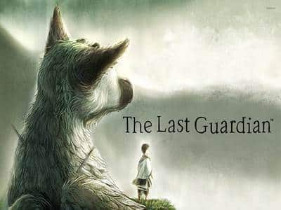 The Last Guardian Game PS4