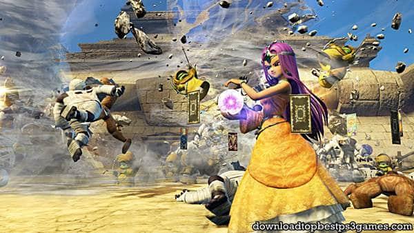 PS3 Dragon Quest Heroes 2