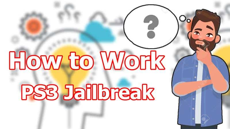 PS3 Jailbreak Work