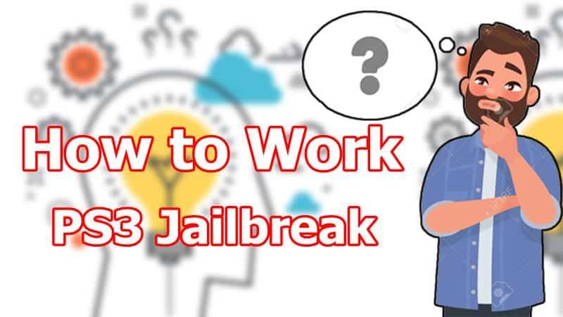 PS3 Jailbreak Work