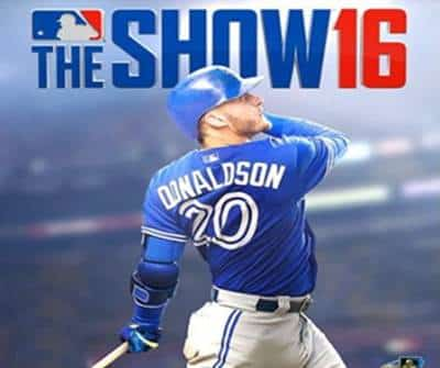 MLB 16 The Show Game PS3