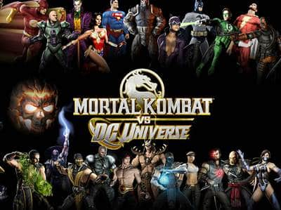 Mortal Kombat vs DC Universe Game PS3