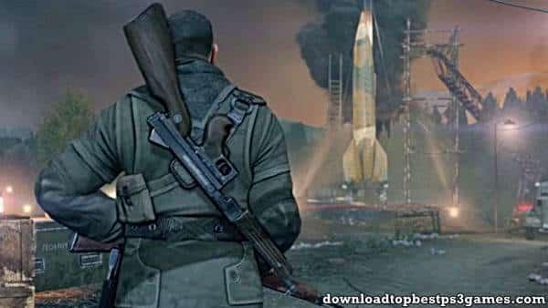 Sniper Elite V2 PlayStation 3