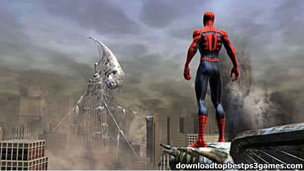 Spider Man Edge of Time PS3