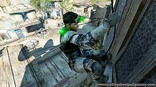 Tom Clancy Splinter Cell Blacklist PS3