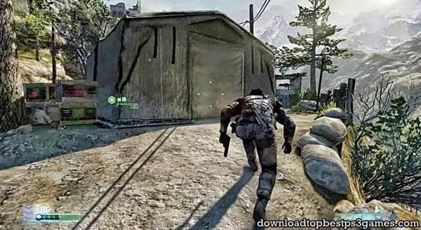 Tom Clancy Splinter Cell Blacklist PS3 PKG Free