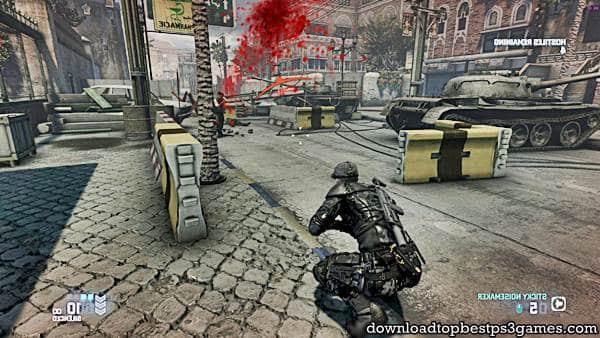 Tom Clancy Splinter Cell Blacklist PS 3