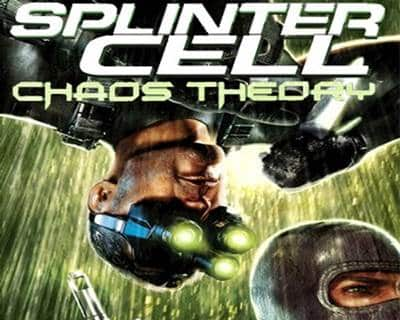 Tom Clancys Splinter Cell Chaos Theory Game PS3