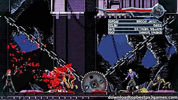 BloodRayne Betrayal PS3