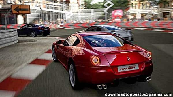 Gran Turismo 5 PKG
