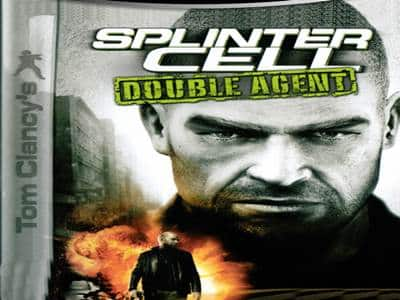 Tom Clancy's Splinter Cell Double Agent Game PS3