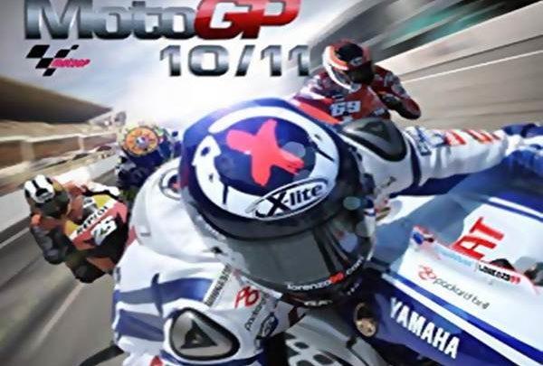 MotoGP 10/11 Game PS3