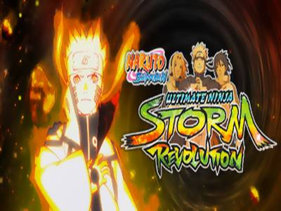Naruto Shippuden Ultimate Ninja Storm Revolution Game PS3