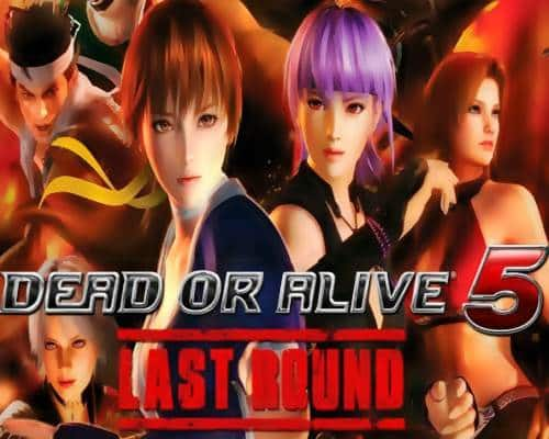 Dead or Alive 5 Last Round Game PS3