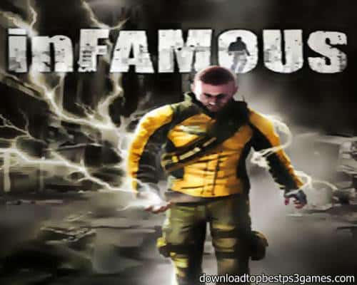 Infamous Game PS3