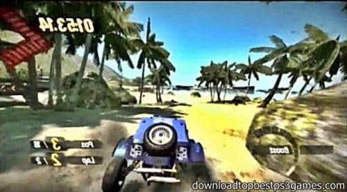 MotorStorm Pacific Rift Download