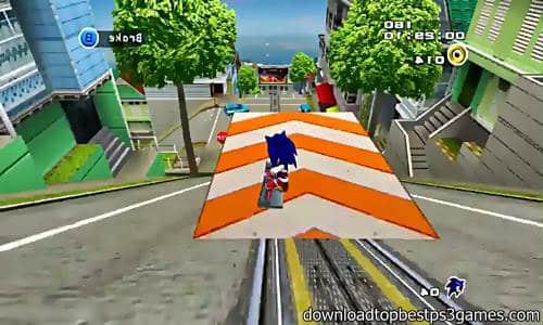 Sonic Adventure 2 PS3 Free