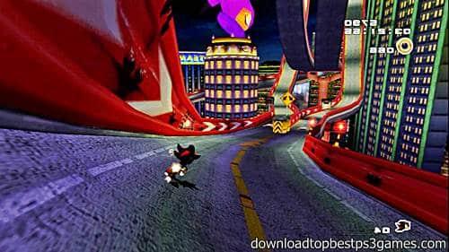 Sonic Adventure 2 PS3 Download