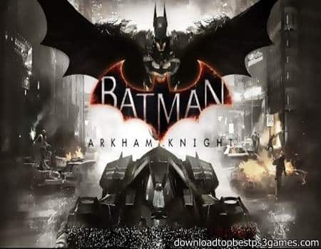 Batman Arkham Knight Game PC