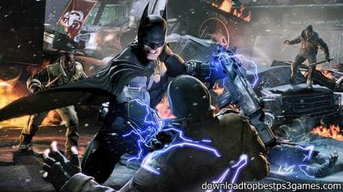 Batman Arkham Origins Blackgate Deluxe Edition PC Download
