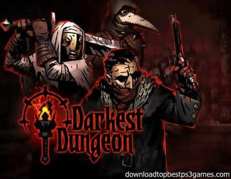 Darkest Dungeon Game PC