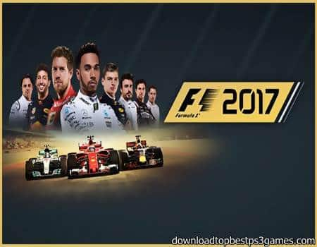 Formula One 2017 (F1 2017) Game PC