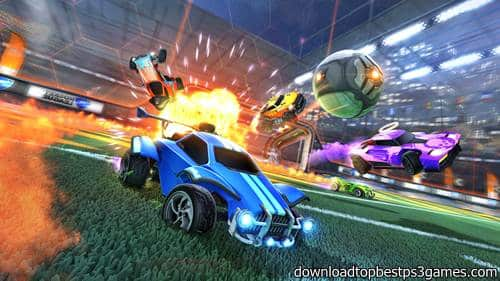 Rocket League PC Download