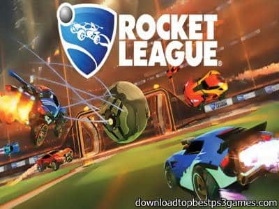 Rocket League Game PC