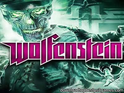 Wolfenstein Game PC