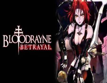 BloodRayne Betrayal Game PC