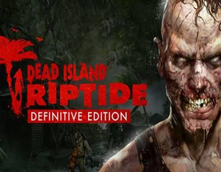 Dead Island Riptide Definitive Edition Game PS4