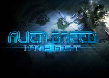 Alien Breed Impact Game PS3
