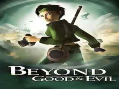 Beyond Good and Evil Game PS2