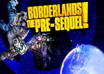 Borderlands The Pre Sequel Game PS3