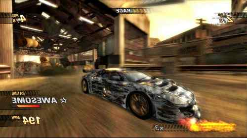 Burnout Revenge PS2 Download