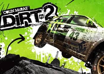 Colin McRae Dirt 2 Game PS3