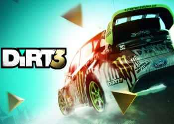 Colin McRae Dirt 3 Game PS3