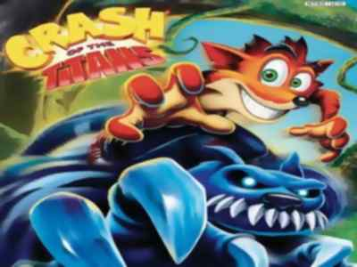 Crash of the Titans Game PS2