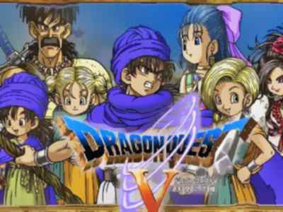 Dragon Quest V Game PS2
