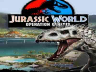 Jurassic Park Operation Genesis Game PS2
