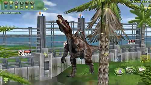 Jurasik Park Operation Genesis PS2