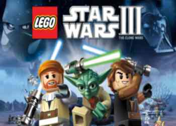 Lego Star Wars 3 The Clone Wars Game PS3