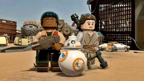 Lego Star Wars The Force Awakens PS3 Download
