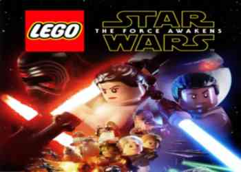 Lego Star Wars The Force Awakens Game PS3