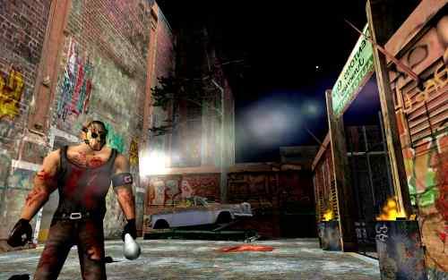 Manhunt PlayStation 2