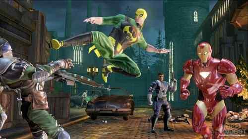 Marvel Ultimate Alliance 2 PlayStation 2