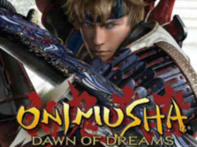 Onimusha Dawn of Dreams Game PS2