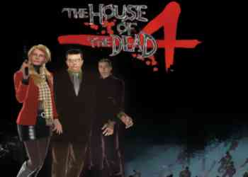 The House of the Dead 4 Game PS3